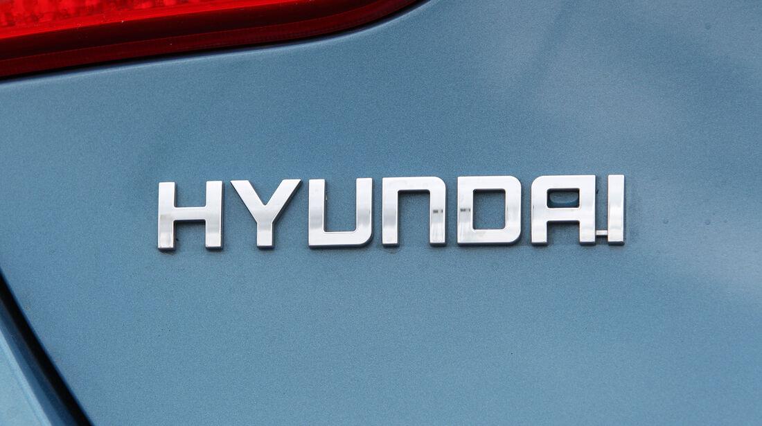 Hyundai i30 1.6, Typenbezeichnung