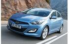 Hyundai i30, Frontansicht