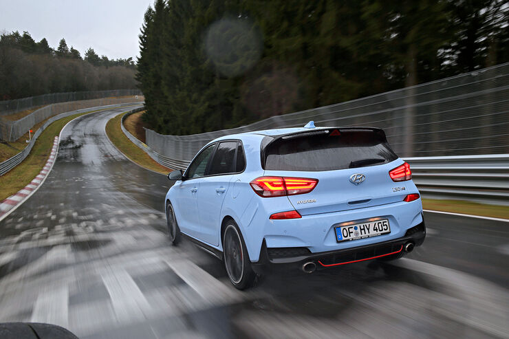 hyundai i30 n performance im supertest auto motor und sport. Black Bedroom Furniture Sets. Home Design Ideas