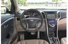 Hyundai i30 cw 1.6 CRDi, Cockpit
