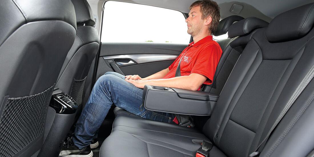 Hyundai i40 Kombi 1.7 CRDi, Fondsitz