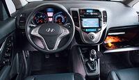 Hyundai ix20, Cockpit