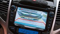 Hyundai ix20, Rückfahrkamera