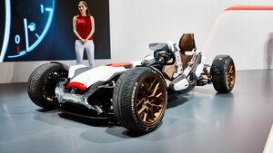 IAA 2015, Honda Project 2&4