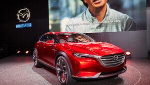 IAA 2015, Mazda Koeru Concept