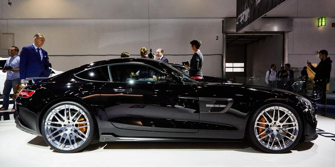 IAA 2015, Mercedes-AMG GT Braus 600