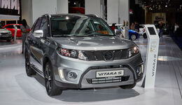 IAA 2015, Suzuki Vitara S