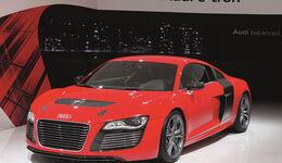 IAA, Messe, Audi R8 e-tron