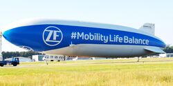 IAA ZF Zeppelin Leseraktion