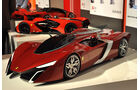 IAAD Turin, Ferrari World Design Contest 2011