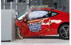 IIHS Crashtest, Subaru BRZ, 07/2014