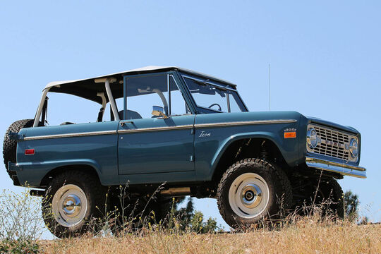 Icon 4x4 Ford Bronco Oldtimer