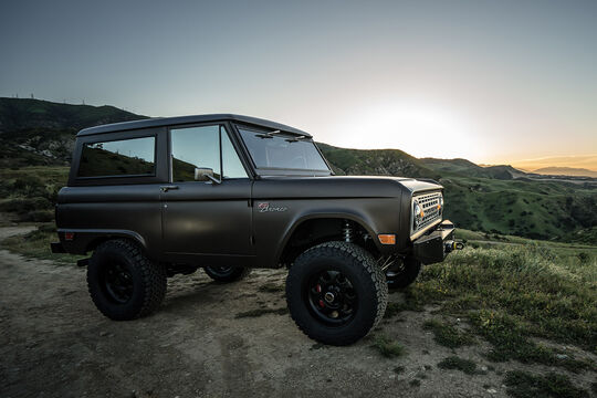 Icon Ford Bronco