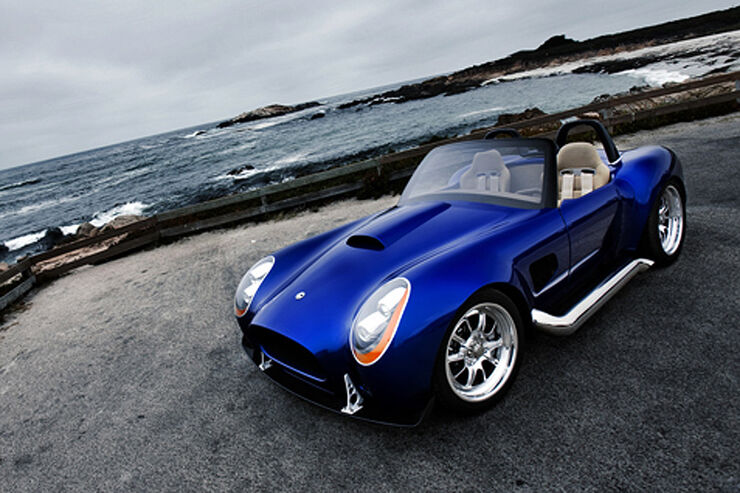 Iconic AC Roadster