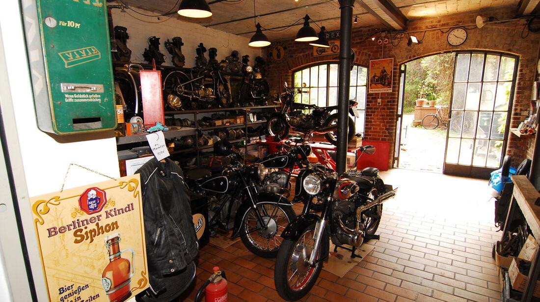 Ideal – Motorräder + Seitenwagen