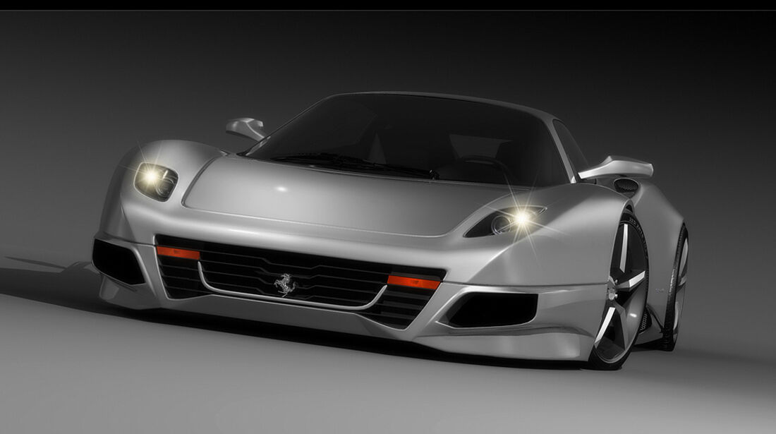 Idries Noah Ferrari F250 Concept