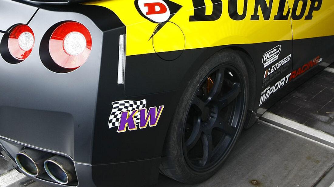 Importracing-Nissan GT-R, Rad