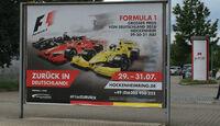 Impressionen - F1 Tagebuch - GP Deutschland 2016