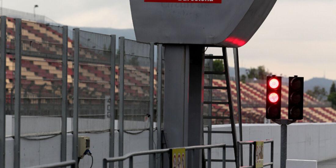 Impressionen - F1 Test Barcelona (1) - 13. Mai 2014