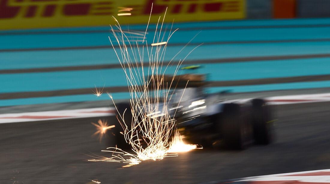 Impressionen - Formel 1 - GP Abu Dhabi - 26. November 2016