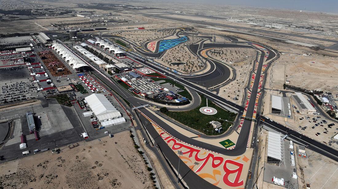 Impressionen - Formel 1 - GP Bahrain - 7. April 2018