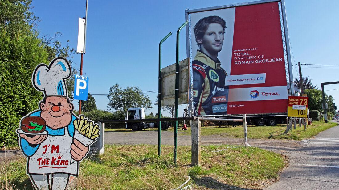 Impressionen - Formel 1 - GP Belgien - Spa-Francorchamps - 22. August 2013