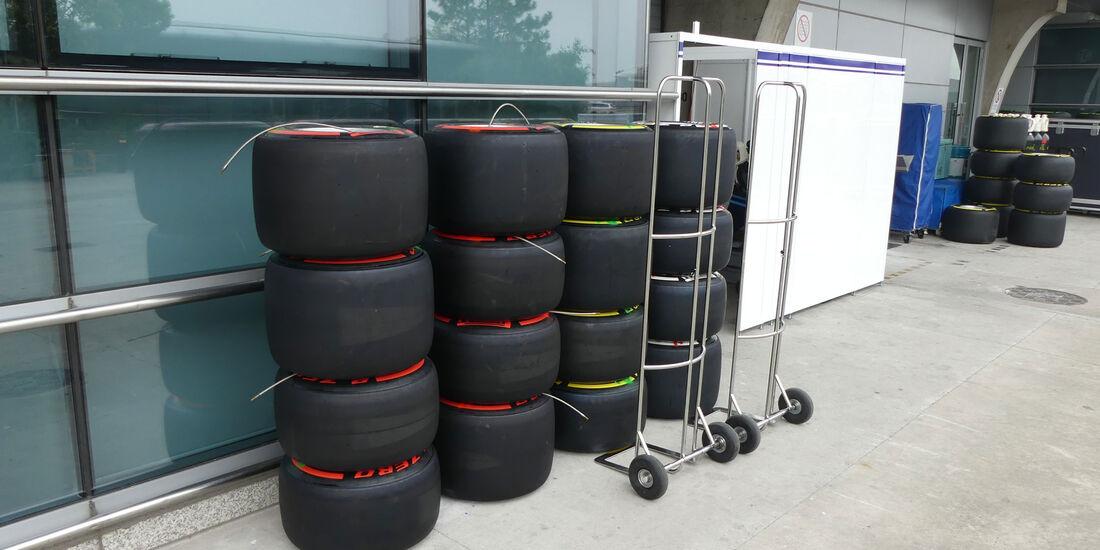 Impressionen - Formel 1 - GP China - Shanghai - 6.4.2017