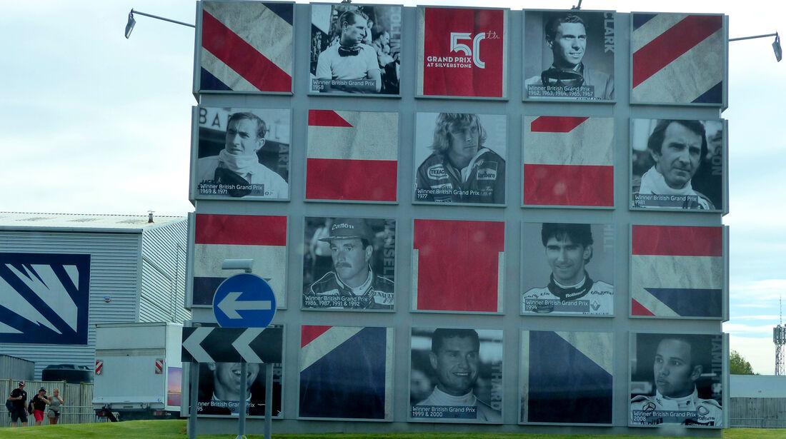 Impressionen - Formel 1 - GP England - Silverstone - 3. Juli 2014