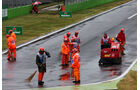 Impressionen - Formel 1 - GP Italien - Monza - 2. September 2017