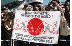 Impressionen - Formel 1 - GP Japan - Suzuka - 4. Oktober 2012