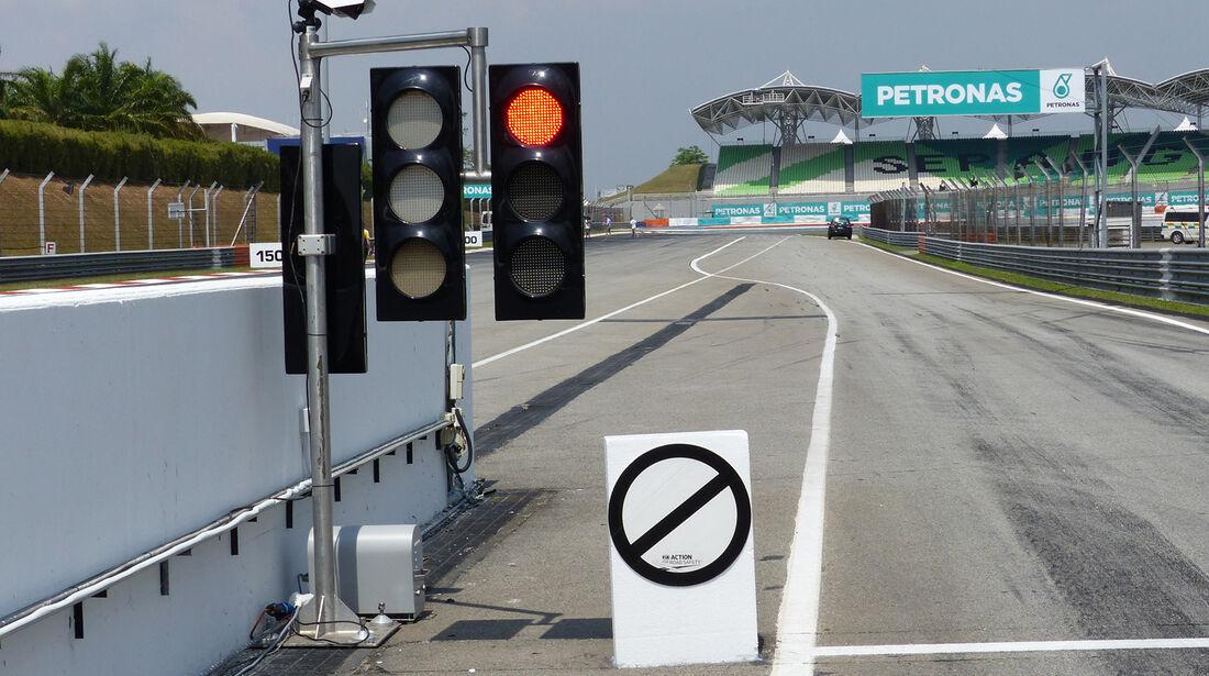 Impressionen - Formel 1 - GP Malaysia - Sepang - 27. März 2014