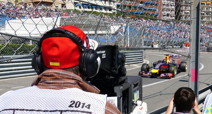 Impressionen - Formel 1 - GP Monaco - 20. Mai 2014
