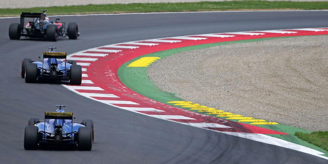 Impressionen  - Formel 1 - GP Österreich - 2. Juli 2016