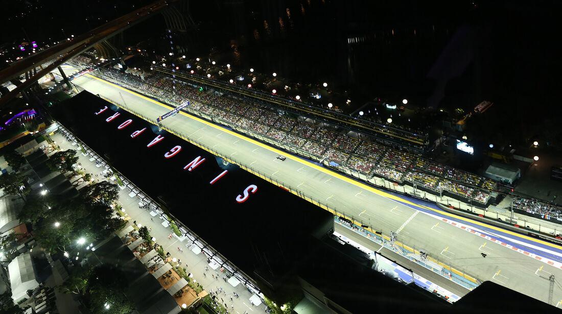 Impressionen - Formel 1 - GP Singapur - 17. September 2016