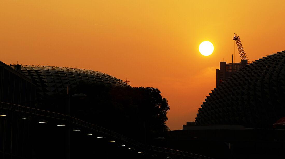 Impressionen - Formel 1 - GP Singapur - 22. September 2012