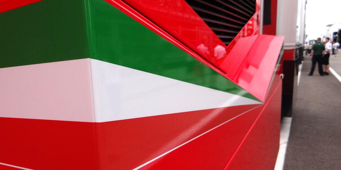 Impressionen - Formel 1 - GP Ungarn - 25. Juli 2013