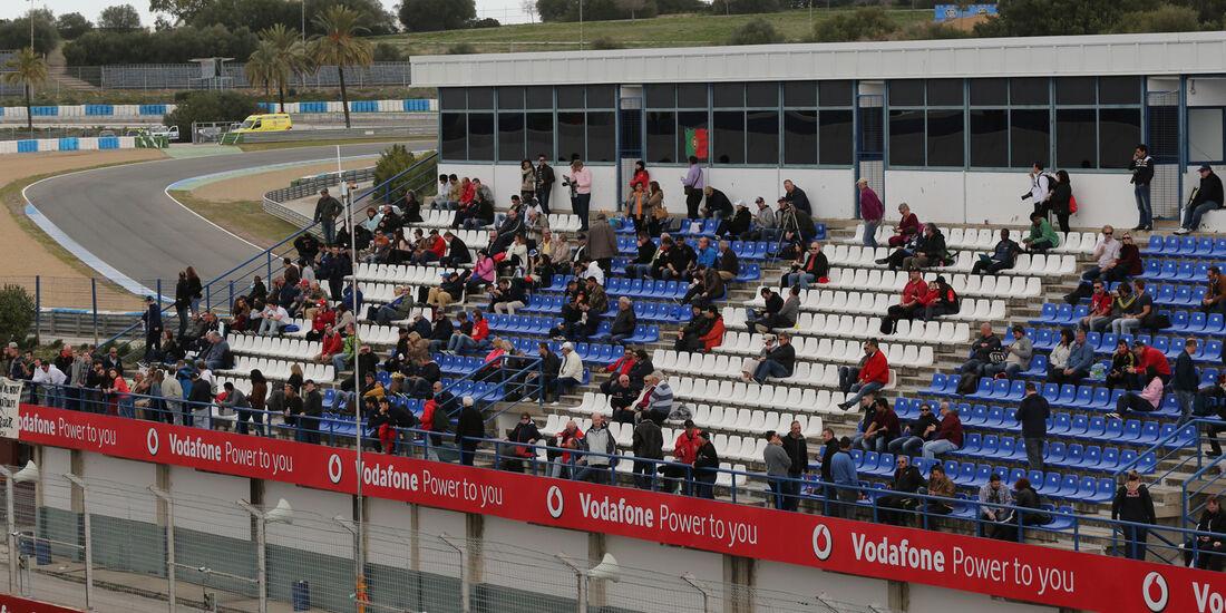 Impressionen - Formel 1 - Jerez-Test - 28. Januar 2014