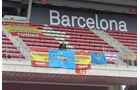Impressionen - Formel 1-Test - Barcelona - 1. März 2015