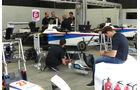 Impressionen - Formel E - China - Peking - Elektrorennserie - Freitag 12.09.2014