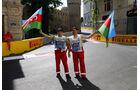 Impressionen - GP Aserbaidschan - Formel 1 - 2016