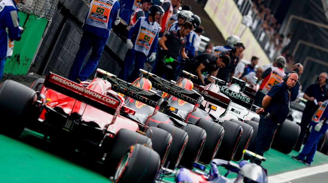 Impressionen - GP Brasilien - Interlagos - Formel 1 - Samstag - 10.11.2018