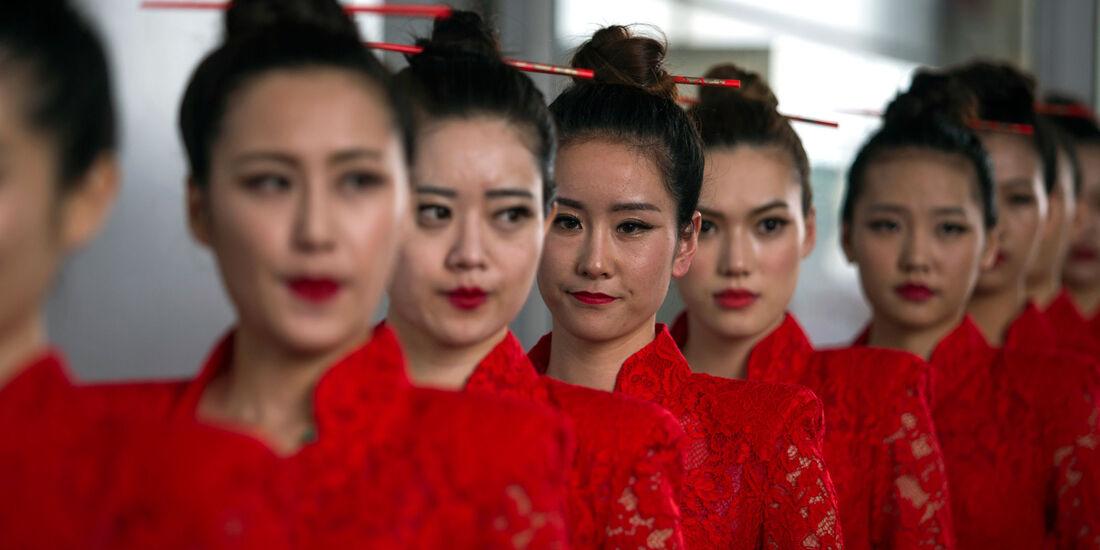 Impressionen - GP China 2016 - Shanghai - Qualifying - 16.4.2016