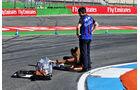 Impressionen - GP Deutschland - Hockenheim - Formel 1 - Donnerstag - 19.7.2018