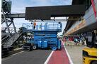Impressionen - GP England - Silverstone - Formel 1 - Mittwoch - 4.7.2018