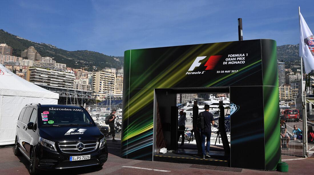 Impressionen - GP Monaco - Formel 1 - 14. Mai 2017