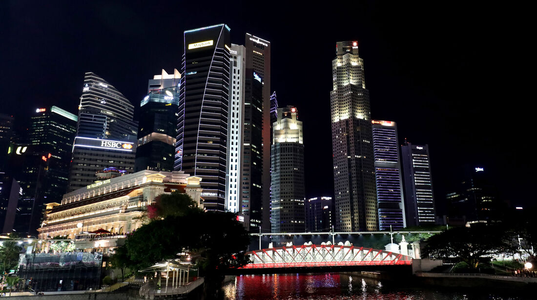 Impressionen - GP Singapur - Qualifying