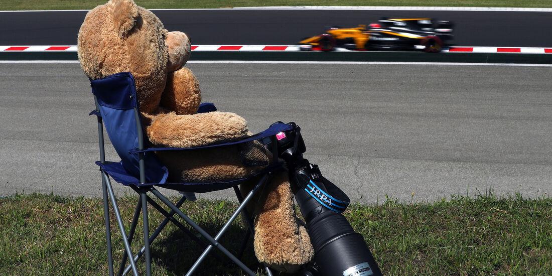 Impressionen - GP Ungarn - Budapest - 28. Juli 2017