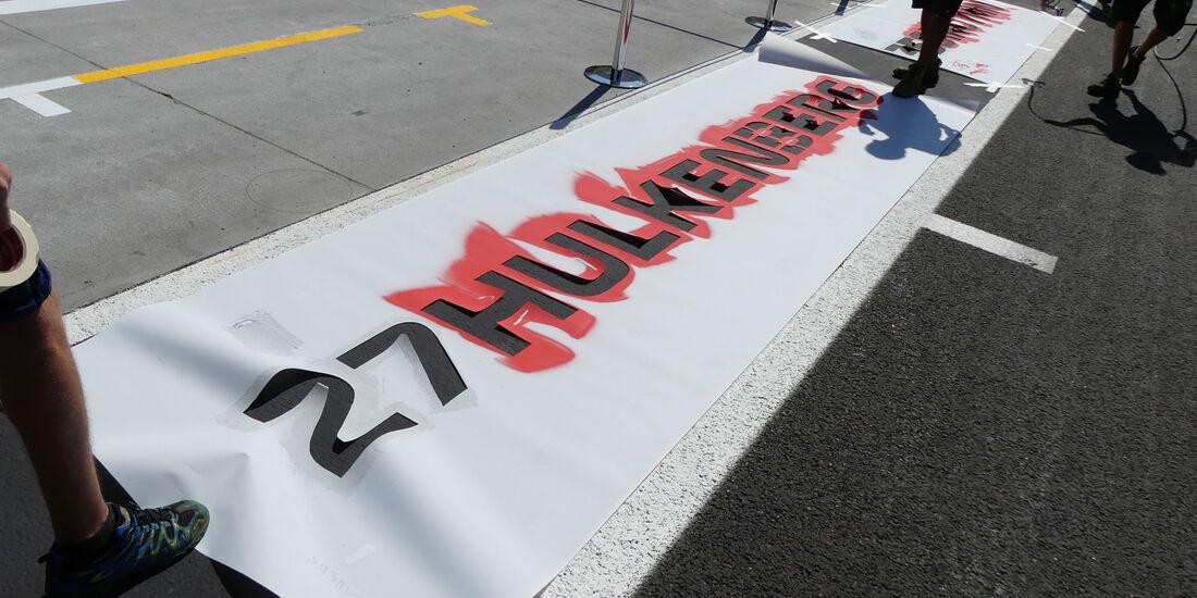 Impressionen - GP Ungarn - Budapest - Formel 1 - Donnerstag - 26.7.2018