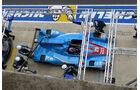 Impressionen - Pegasus Racing - Morgan-Nissan - 24h-Rennen Le Mans 2015 - Mittwoch - 11.6.2015