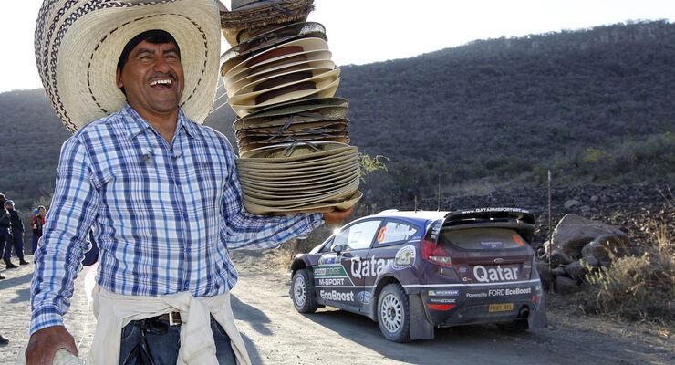 Impressionen WRC Rallye Mexiko 2013